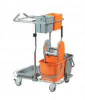 CARRELLO SMART 1 INOX PRESSA H20