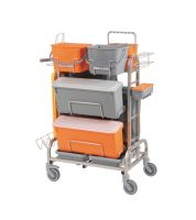 CARRELLO MICRORAPID COMPACT INOX