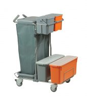 CARRELLO SMART 2 TOP INOX