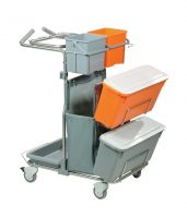 CARRELLO SMART 3 INOX
