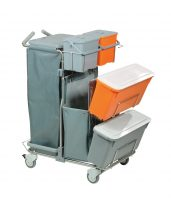 CARRELLO SMART 3 TOP INOX
