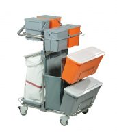 CARRELLO SMART 4 TOP INOX