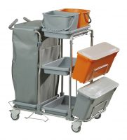 CARRELLO SMART 5 TOP INOX