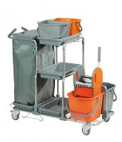 CARRELLO SMART 6 TOP INOX